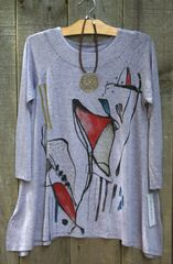 Jess & Jane Slinky Muse Tunic -- LAST ONE!