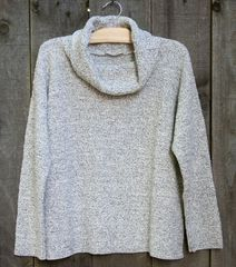 Margaret Winters Cowl Neck Sweater -- LAST ONE!