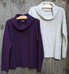 Margaret Winters Cowl Neck Sweater
