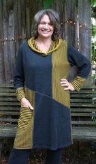 Iridium Reversible Urban Tunic -- LAST ONE!