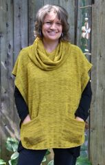 Margaret Winters Sweater Poncho -- more colors!