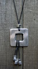 Square Artisan Necklace