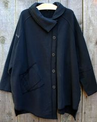 Cheyenne Black Jacket -- LAST ONE!