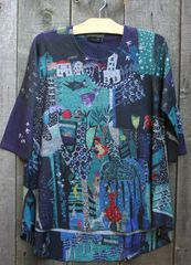 Inoah Fairy Tales Top -- LAST ONE!