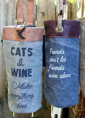 Mona B Wine Bags