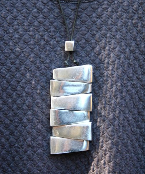 Artisan Stacks Necklace