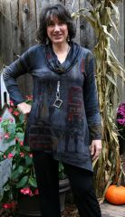 Inoah With You Tunic -- LAST ONE!