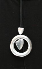 Artisan Heart Necklace