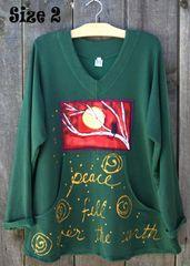Moonrise Poetic Sweatshirt
