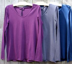 LUUKAA Cotton Tee -- more colors