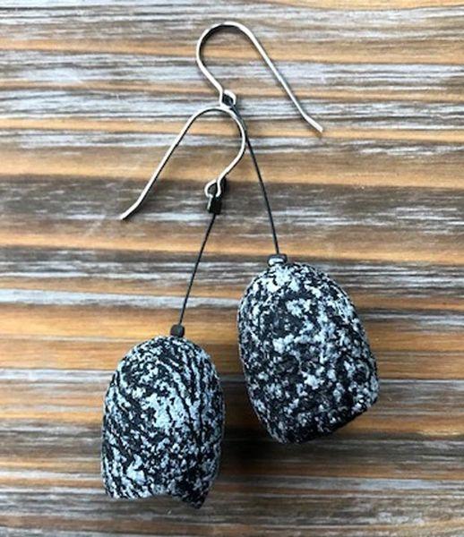 Silk Pod Earrings