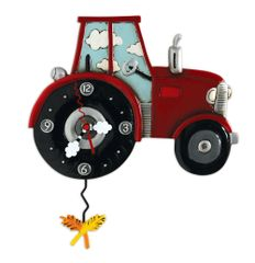 Allen Designs Tractor Time Clock