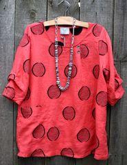 Chalet Karsi Cranberry Top