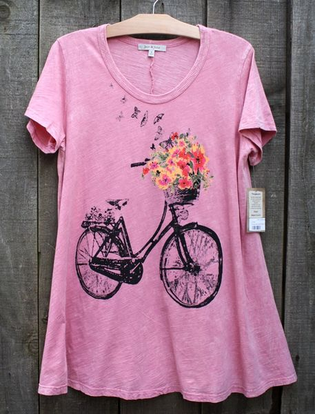 Jess & Jane Bike Ride Tunic