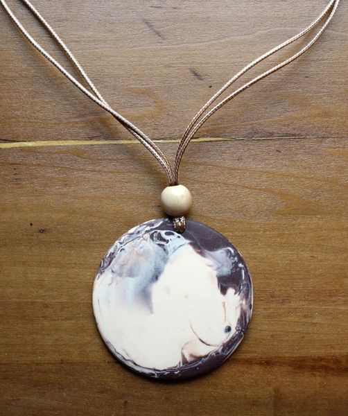 Sylca Marielle Pendant Necklace