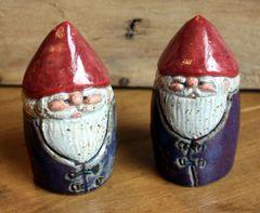 Mountain Gal Gnomes Salt-n-Pepper Shakers