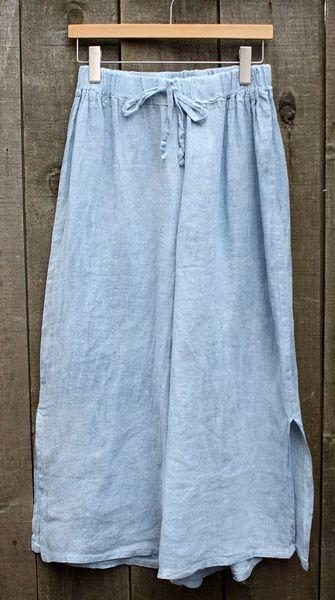 Tempo Paris Linen Pant - Size S - LAST ONE!!