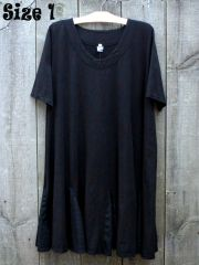 Black Flippy Dress