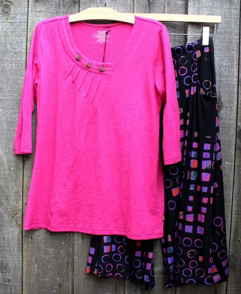 Neon Buddha Celebration Top