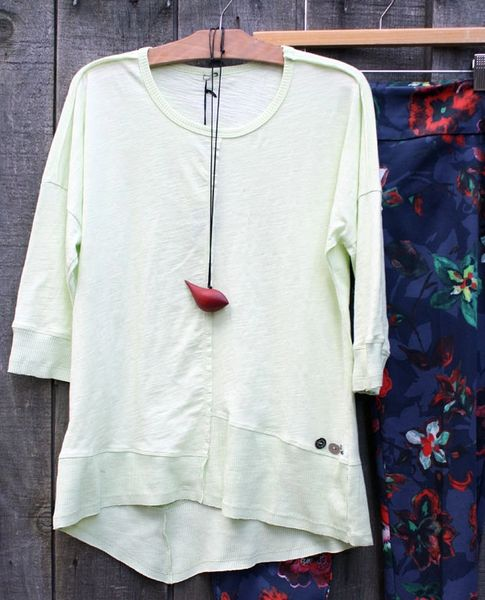 Neon Buddha Entranced Top - Size S - LAST ONE!