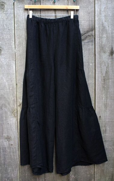 Match Point Tiered Lawn Pant - Size 1X