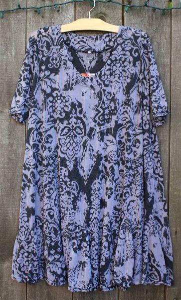 Featherweight Boho Flippy Dress