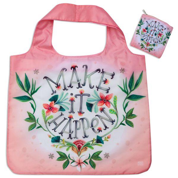 Make It Happen Fabric Bag