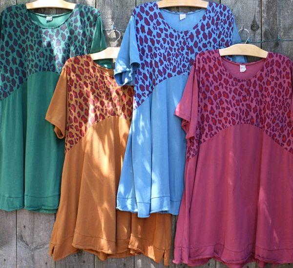 Free Spirit Tunic Dress