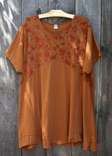 Doodle Tunic Dress