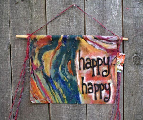 Happy Happy Banner