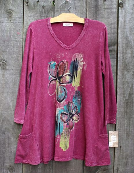 Jess & Jane Santa Monica Tunic