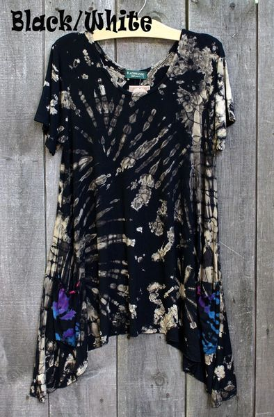 Kathmandu Spandex Tunic Pocket Dress - Size S/M