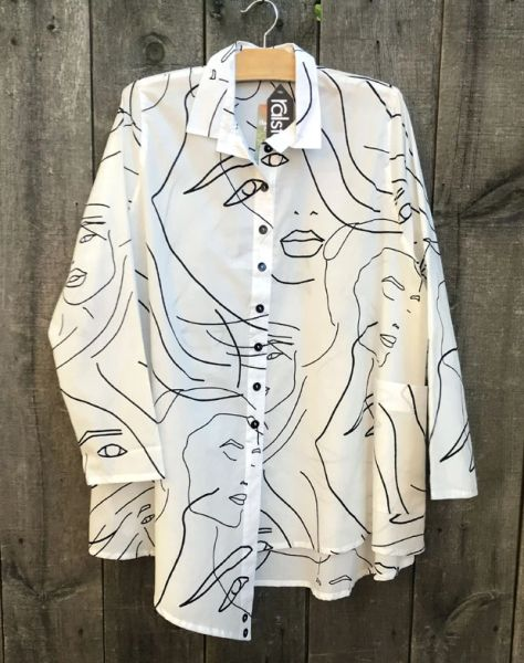 Ralston Walus Shirt (white graphic)