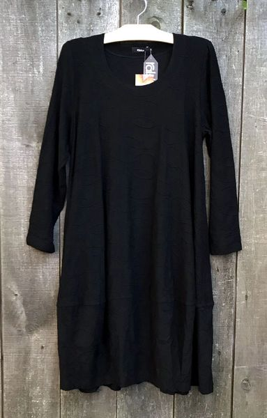 Ralston Bimse Dress (Black) - Size M