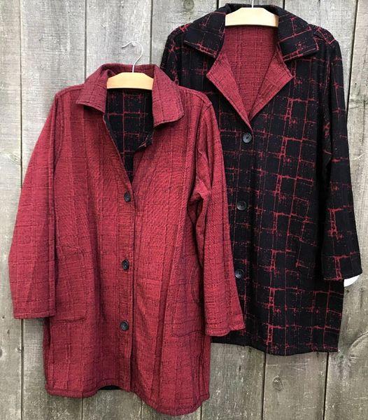 Parsley & Sage Reversible Jacket