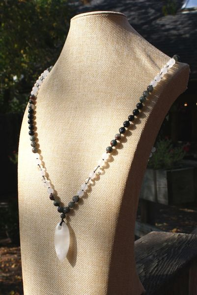 "Special Edition Mala - ""Achieve Your Goals with Strength, Persistence & Clarity"""