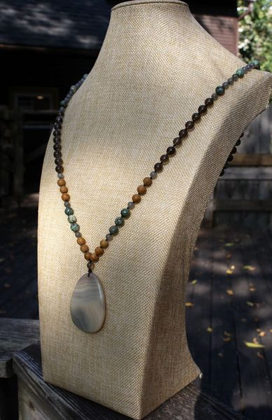 "Full Mala - ""Evolve ~ Change ~ Be Joyous"""