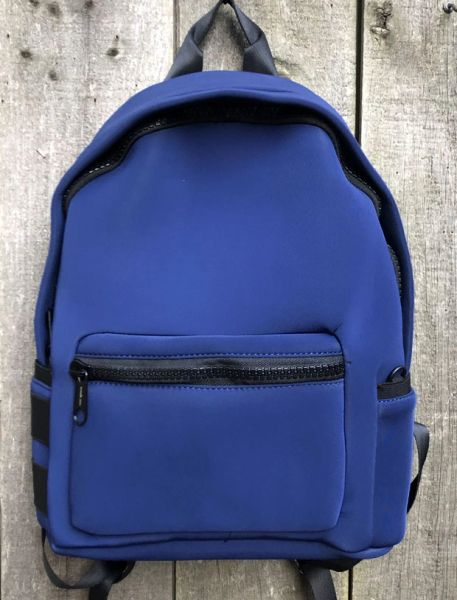 Patrizia Luca Neoprene Backpack