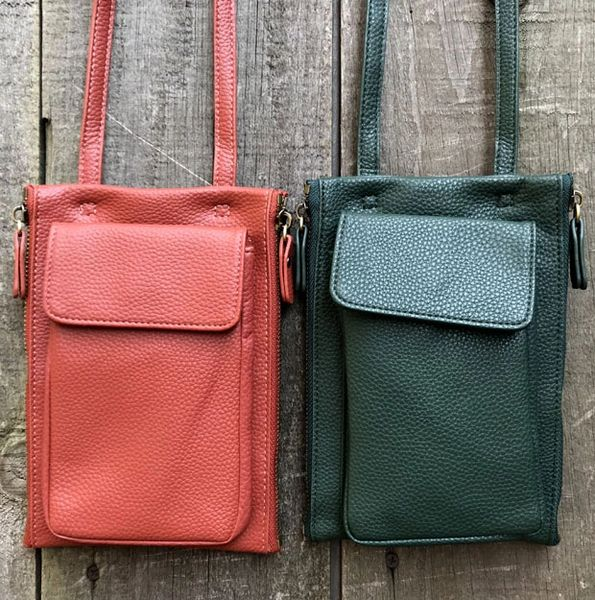 Joy Susan Multi Pocket Crossbody Bag