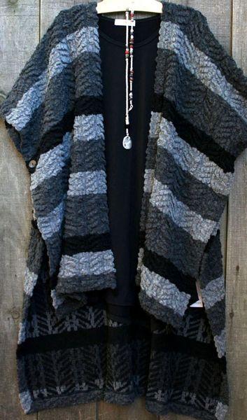 Ralston Lima Sweater Poncho