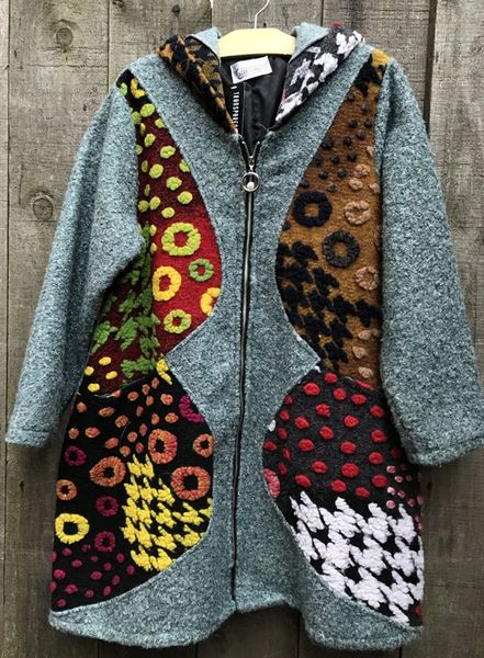 Transparente Hooded Coat