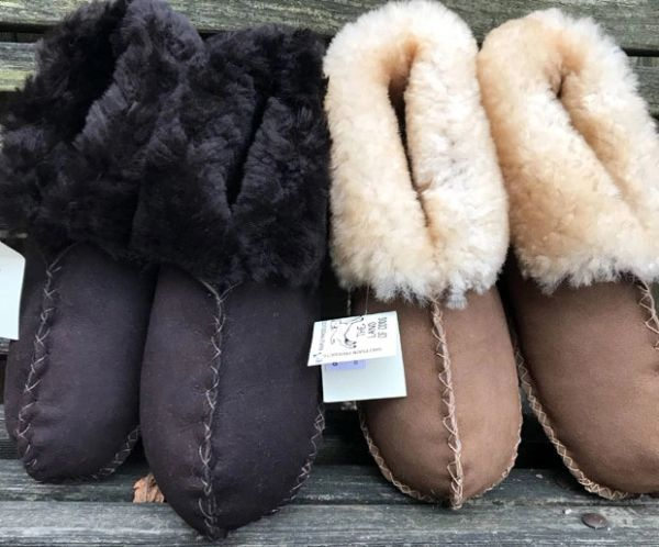 Classic Sheepskin Slippers