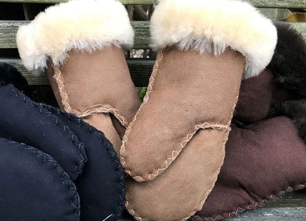 Classic Sheepskin Mittens