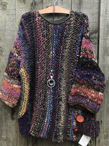 Llama Love Pullover Sweater