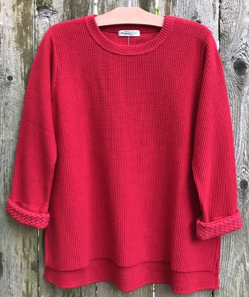 Margaret Winters Hi-Lo Pullover Sweater - Size S/M - LAST ONE!
