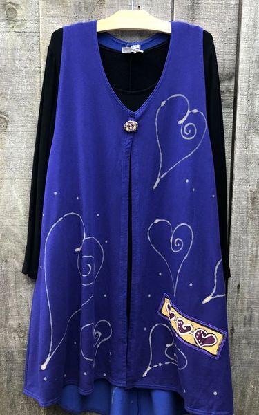 Queen of Hearts Vest