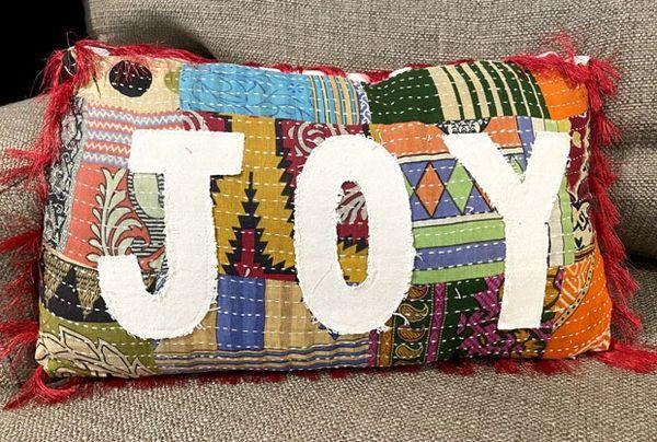 Joyful Pillows