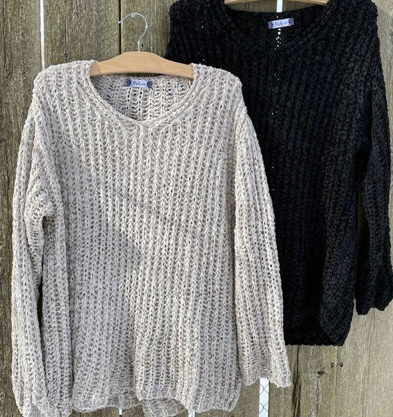 B&K Moda Cozy Sweater