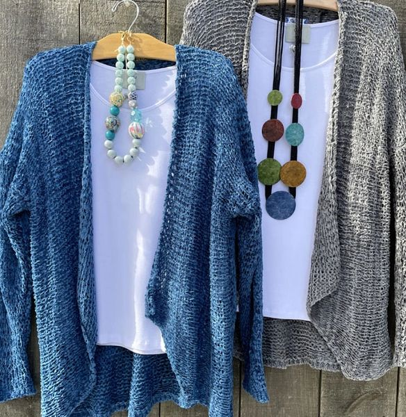 B&K Moda Cozy Cardi