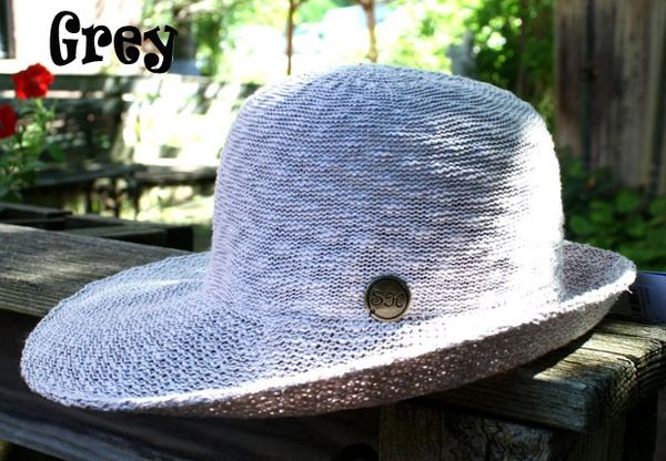 Shihreen Cotton Crushable Hat
